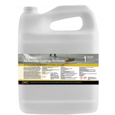 Durable Coatings Remover (Removes Adsil, EcoSmart, Acrylics -4 Gal Case)