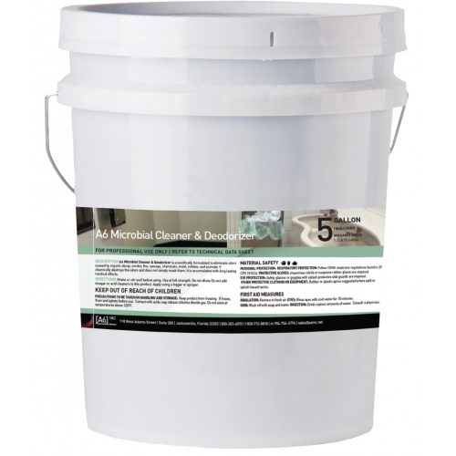 Microbial Cleaner Amp Deodorizer